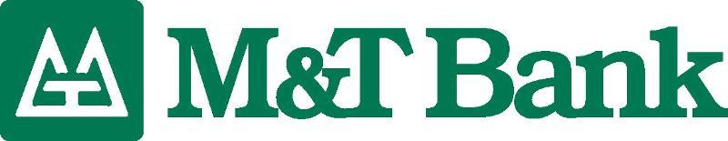 m & t logo