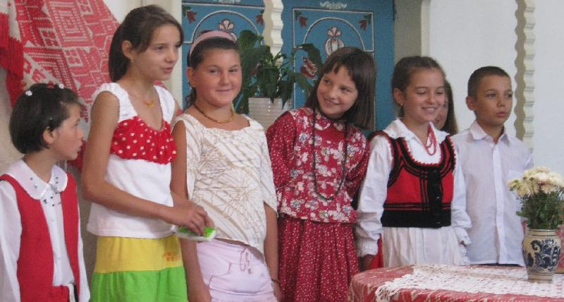 Romania kids