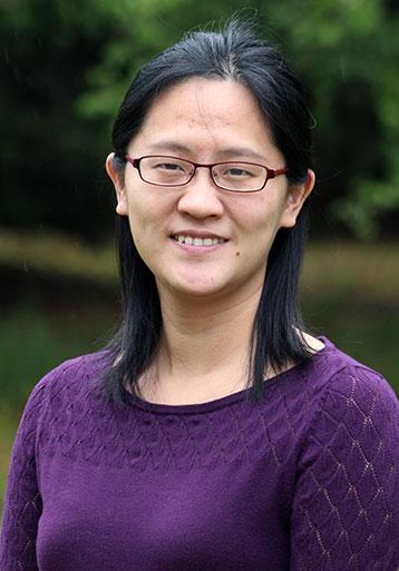 Portrait image of Dr. Zheng