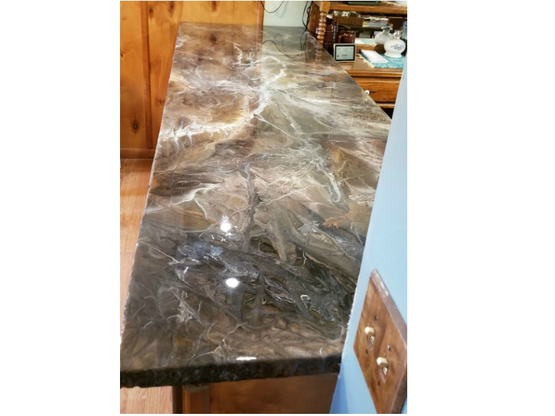 Stone Coat Countertop Free Epoxy Winners