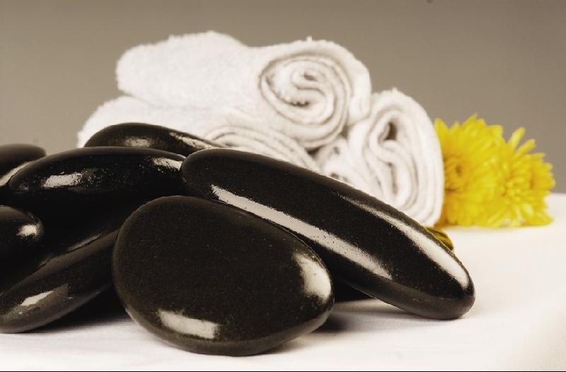 stone&towel