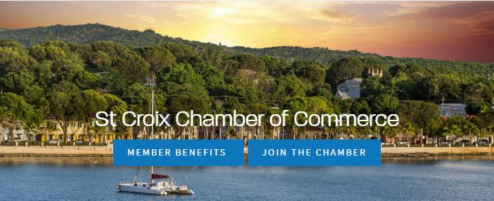 St Croix Chamber of Commerce Website