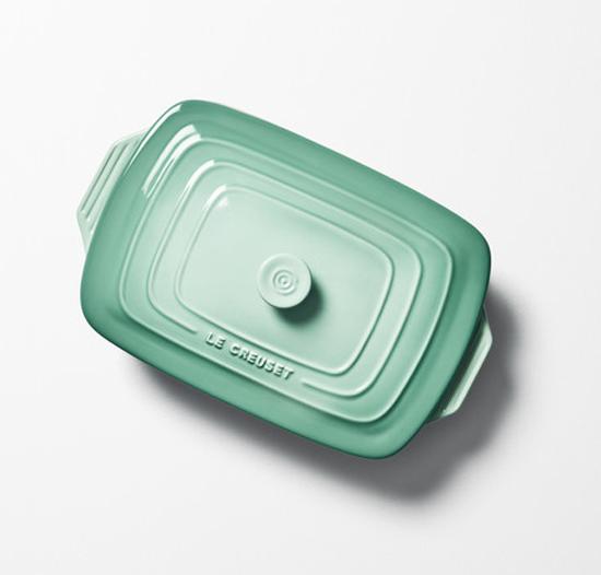 rectangular roaster with lid