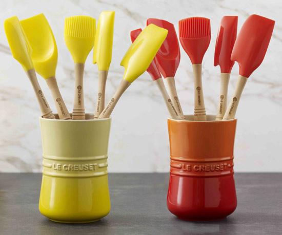 Le Creuset tools