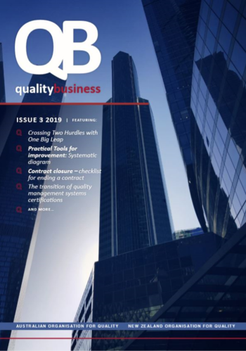 AOQ Quality Business Cover