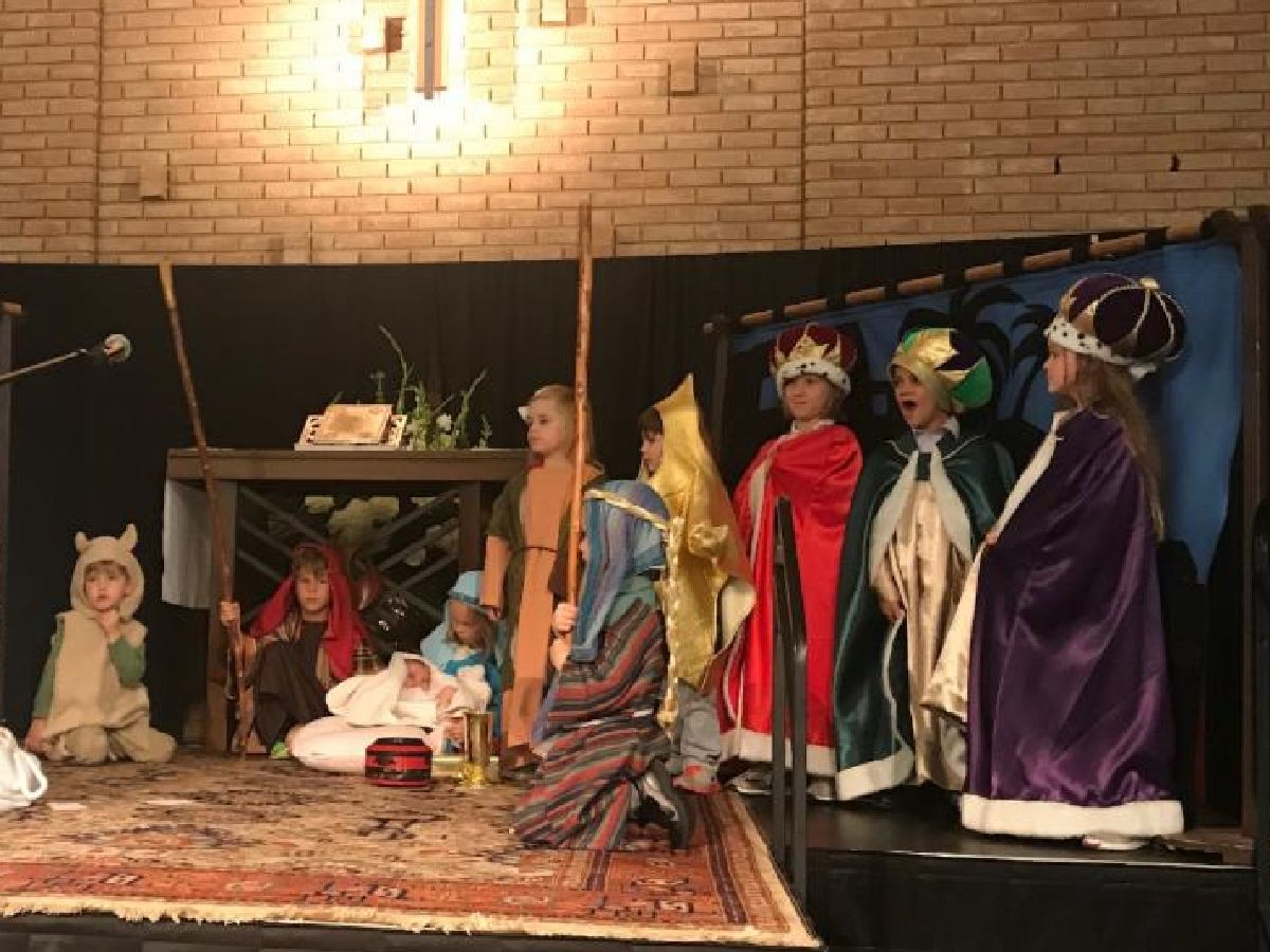 Nativity Pageant 2017
