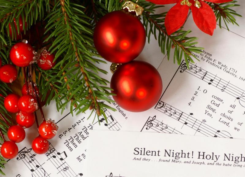lessons & carols sheet music