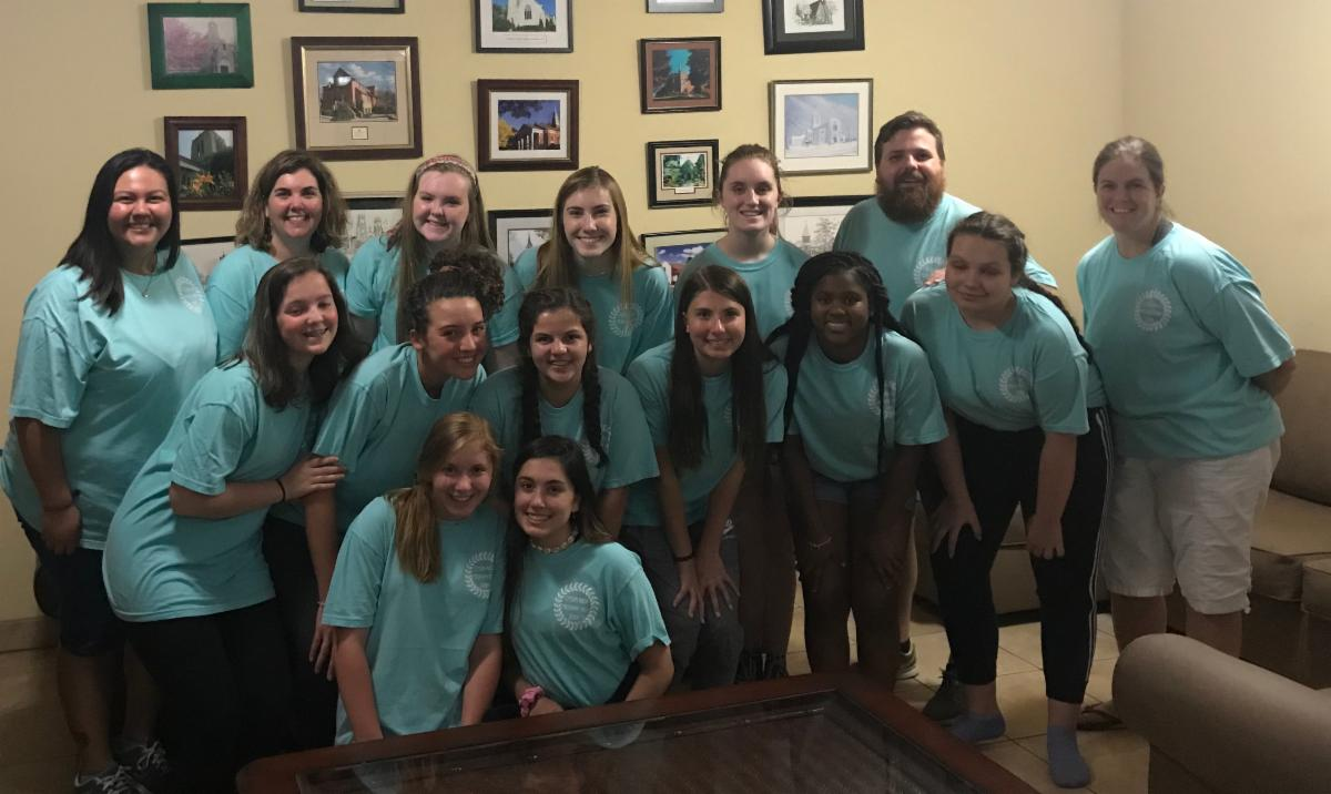 2019 Holy Spirit Youth Mission Costa Rica