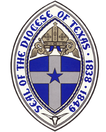 Seal of the Diocese of Texas