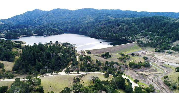 Bon Tempe Reservoir