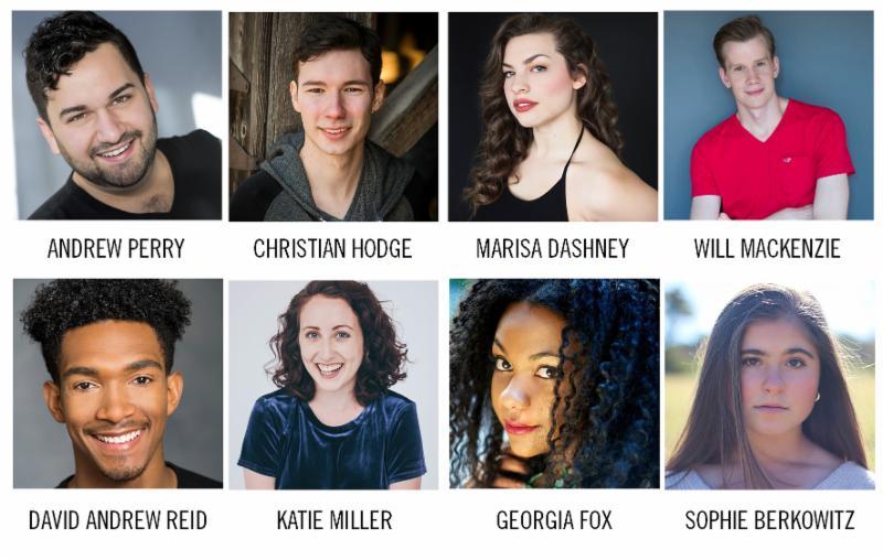 HAIR lead cast
