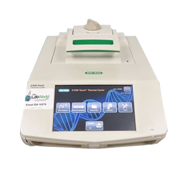 Bio-Rad C1000 Touch Thermal Cycler - 384 Well FAST
