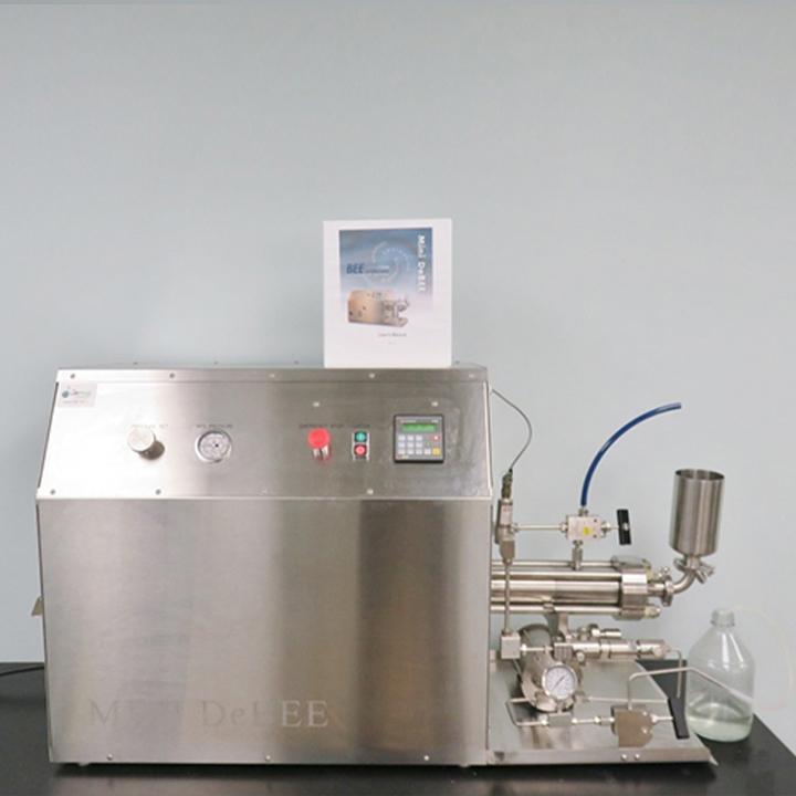 Mini DeeBee Lab Homogenizer