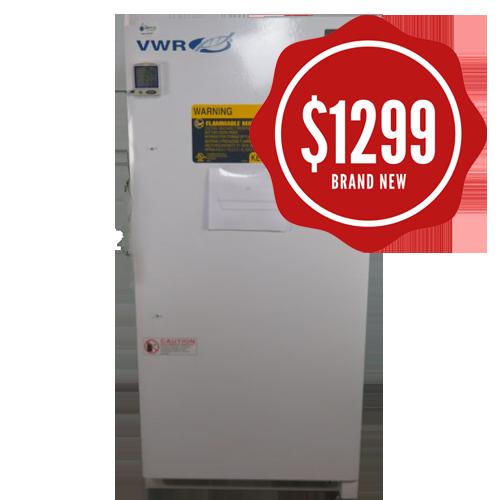 VWR Flammable Storage Freezer