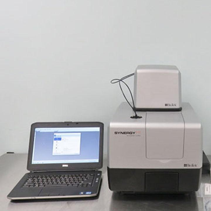 Biotek Synergy H1 Plate Reader NIB