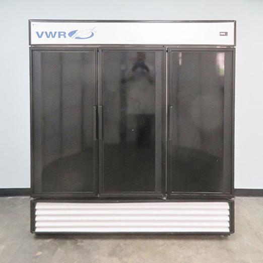 VWR GDM 72 Triple Door Refrigerator