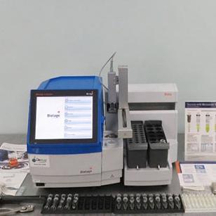 Biotge Initiator Plus Microwave Synthesizer
