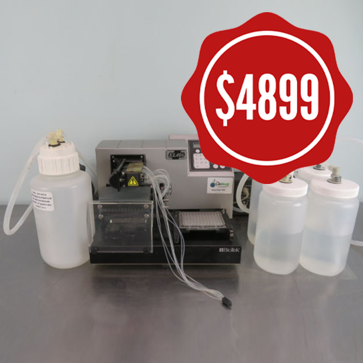 Biotek El406 Microplate Washer Dispenser