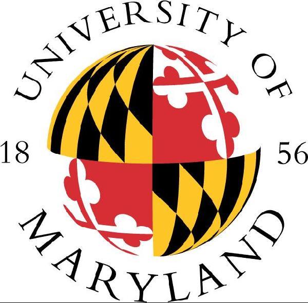 UMD globe logo