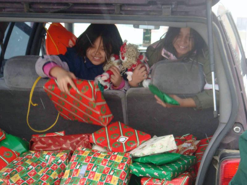 Christmas Toy Drive 2009 - 2