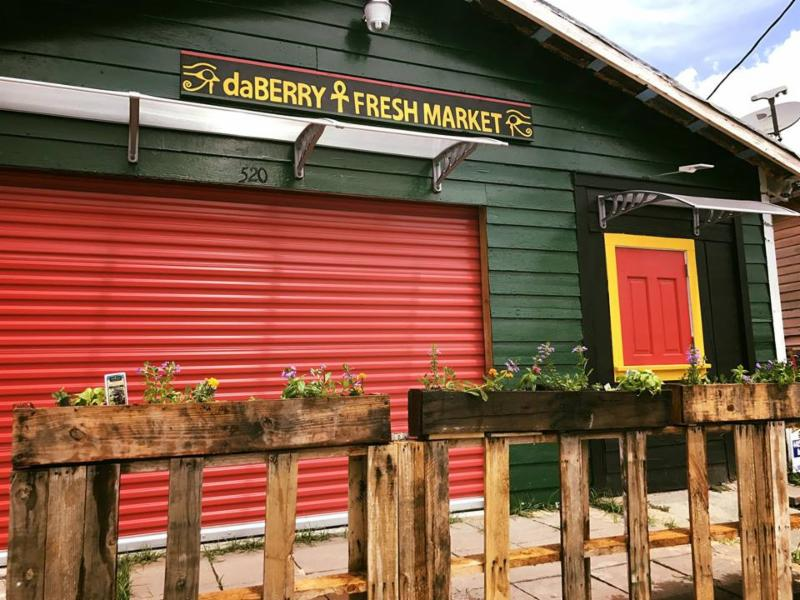 Da Berry Fresh Market