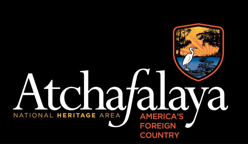 Atchafalaya National Heritage Area Logo