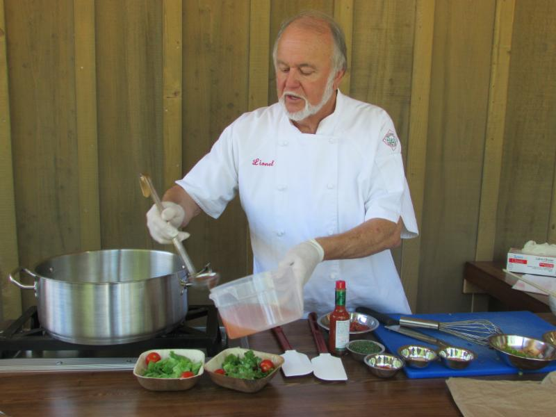 Tabasco Cooking Class
