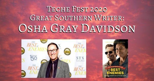 Teche Fest great southern writer Osha Gray Davidson