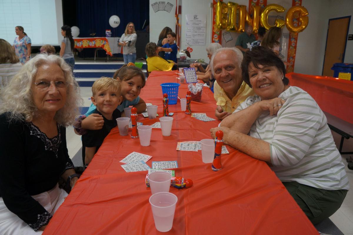bingo for grandparents sept. 10 2019