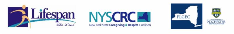 NYState Caregiving logos
