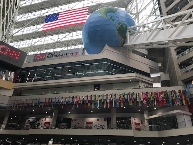 CNN Atlanta tour 1