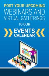 Webinar Event Calendar