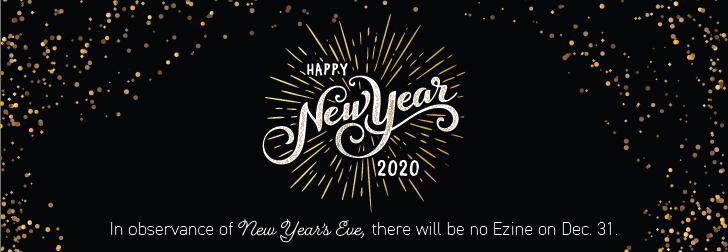 No New Year Ezine