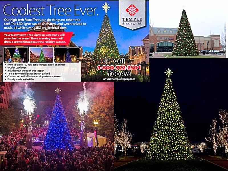Awesome Commercial Christmas Trees On Sale