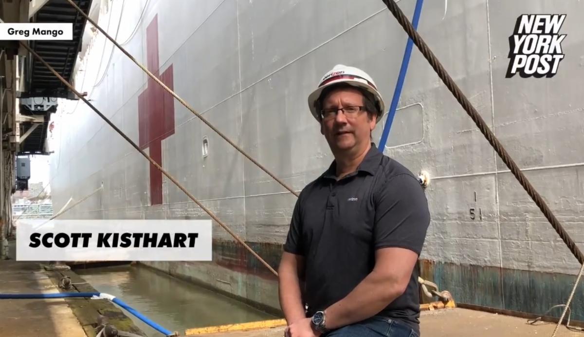 Linked Screenshot of Scott Kisthart Feature in New York Post