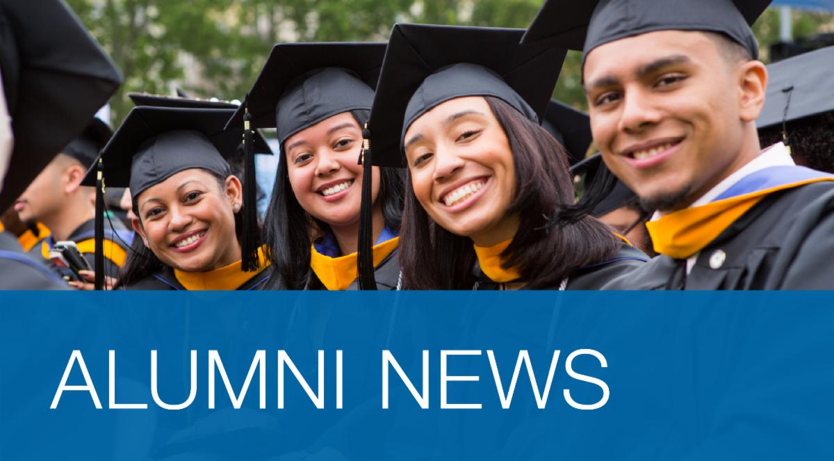 Alumni News Header Banner