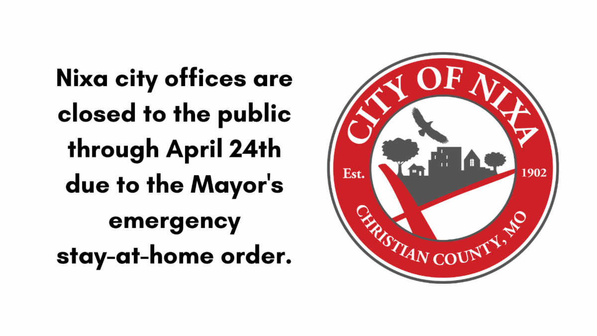 City Offices Closed