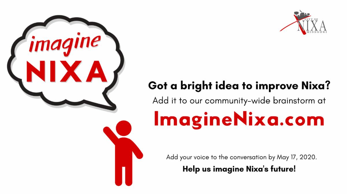 Imagine Nixa ad