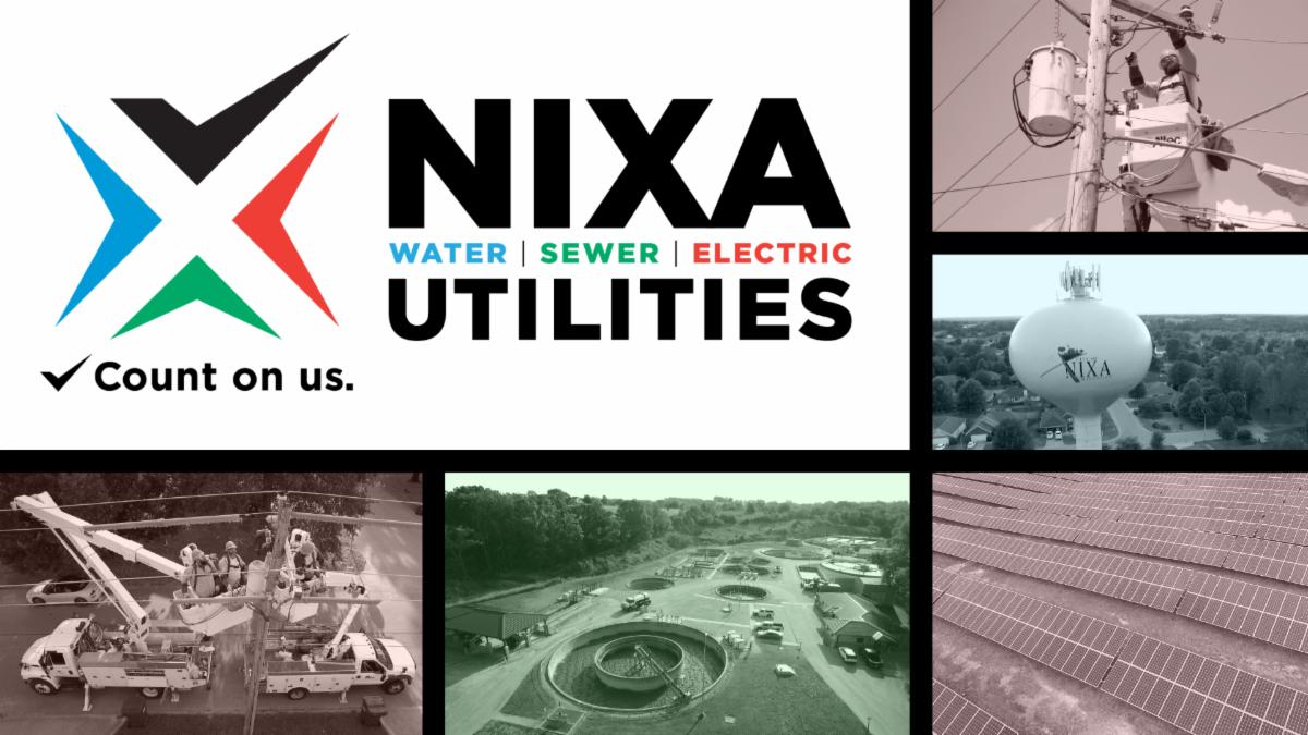 Nixa Utilities ad
