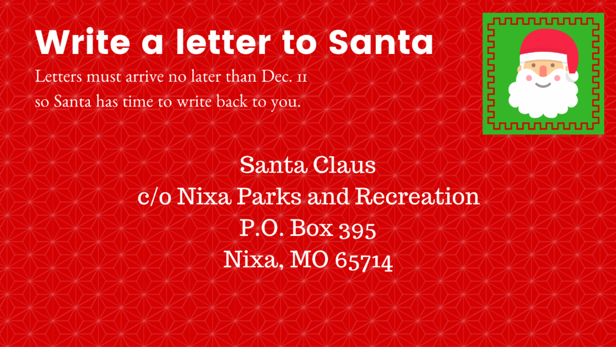 2019 letters to Santa