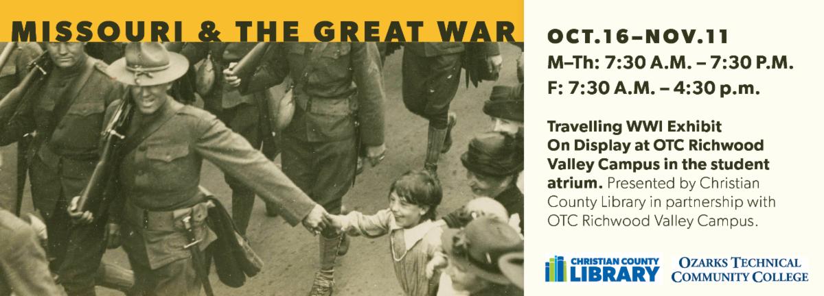 Missouri & the Great War