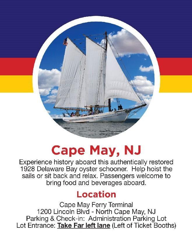 Cape May Location