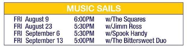 CM Music Sails