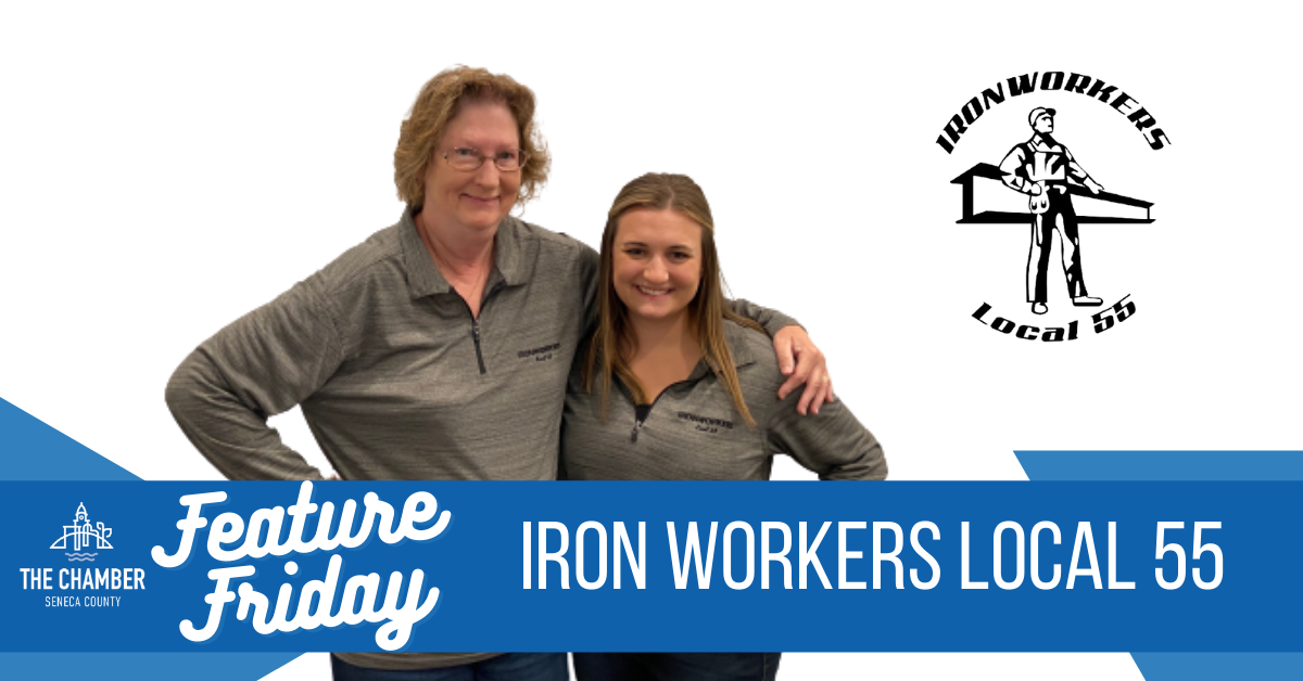 Iron Workers  Local 55 Feature Friday