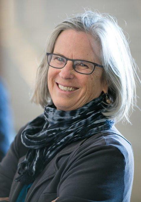 Photograph of Deborah Bowes