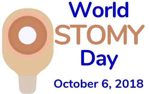 World ostomy day October 6 2018
