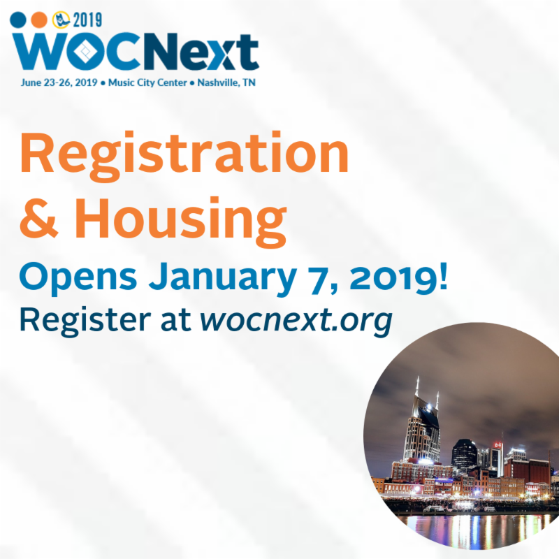 Registration and Housing Opens January 7 2019