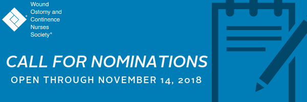 Call for nominations closes November 14