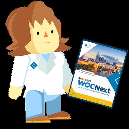 Access WOCNext supplements