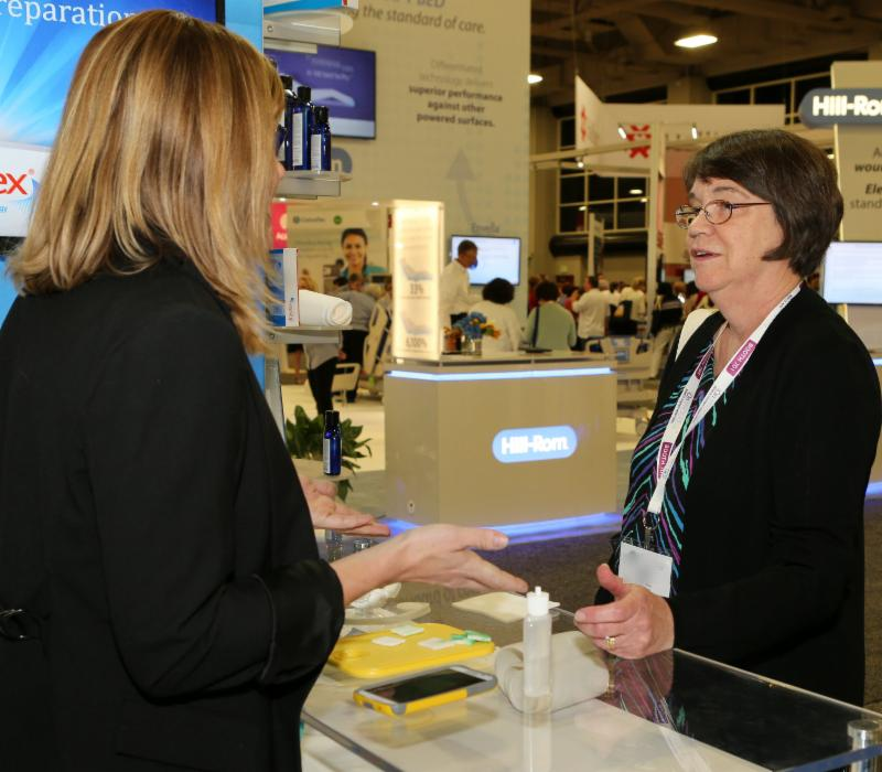 one on one appointments with exhibitors